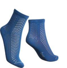 Blauwe Qnoop Ajour, Cycle Blue, 35-38, WOMEN