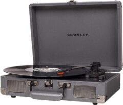 Crosley Cruiser Deluxe platenspeler in koffer slate