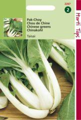 Merkloos / Sans marque Hortitops Zaden - Taisai of Japanse Pak-Choy