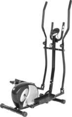 Zilveren Tectake Fitness Hometrainer - Crosstrainer - incl. ergometer
