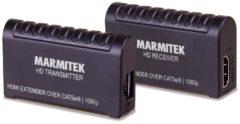 Zwarte Marmitek MegaView 63 Verleng jouw HDMI signaal over UTP kabel (netwerkkabel)