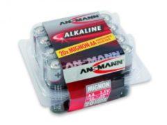 Ansmann Energy Ansmann Mignon - Batterie 20 x AA-Typ Alkalisch 5015548