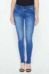 Tripper LIMA Dames Extreme super slim fit Jeans Blauw Maat W26 X L28