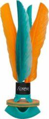 Waboba buitenspel Shuttle Flyer rubber groen/oranje