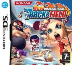 Konami New International Track & Field /NDS