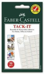 Faber Castell Tack-it Kleefpad 90 Stuks A 50g
