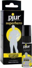 Pjur superhero delay serum - Drogisterij - Klaarkomen uitstellen - Transparant - Discreet verpakt en bezorgd