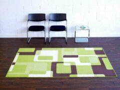 Hanse Home Modern vloerkleed Retro - groen 80x150 cm