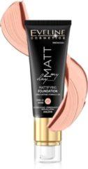 Eveline Cosmetics Eveline - Matt My Day Mattifying Foundation matujący podkład do twarzy 03 Vanilla Beige 40ml