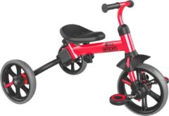Yvolution Yvelo Flippa Evolutionaire Loopfiets - Rood