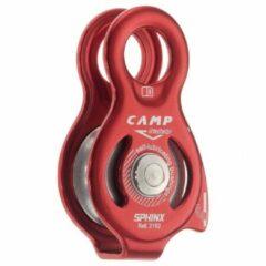 Rode Camp - Sphinx - Haspel voor touw rood