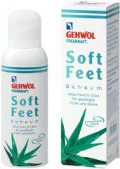 Gehwol Soft Feet Mousse voor verzorgde voeten en benen 125ml