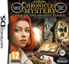 City Interactive Chronicles of Mystery Curse Of The Ancient Temple /NDS