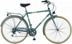 28 Zoll Herren City Fahrrad 6 Gang Alpina 500 Miglia... blau