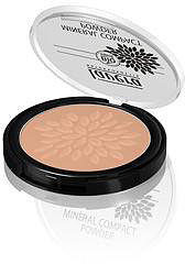 Afbeelding van Huidskleurige Lavera Compact powder almond nummer 05