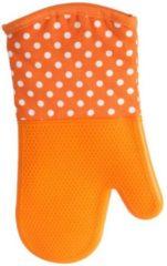 Silikon Wounder Grill- und Backhandschuh orange