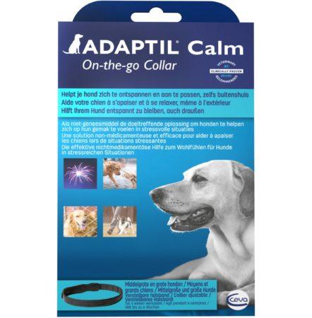 Afbeelding van Adaptil Anti-Stress Band Hond M/L - Anti stressmiddel - 70 cm