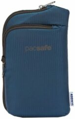 Blauwe Pacsafe Metrosafe LS Daysafe Anti-Theft Tech Crossbody ocean Herentas