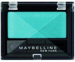 Blauwe Maybelline Eyestudio Mono - 425 Blue Paradise - Oogschaduw