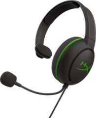HyperX CloudX Chat Gaming Headset - Official Licensed Xbox One - Zwart/Groen