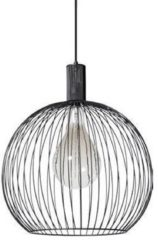 Expo Trading ETH wire hl - Hanglamp - 1 lichts - Ø 300 mm - Zwart