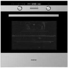 Roestvrijstalen Inventum IOM6170RK Electric oven 70l 3000W A Zwart, Roestvrijstaal oven