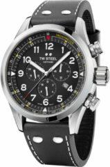 Zilveren TW-Steel - SVS202- Volante CH - Horloge