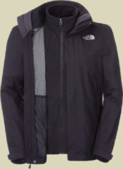 The North Face Evolution II Triclimate Jacket Men Doppeljacke Herren Größe M black