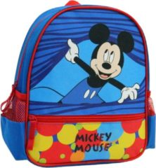 Disney Rugzak Mickey Mouse Blauw/rood 7 Liter