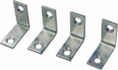 Tooltech Stoelhoeken 25 Mm / 1 Inch (4 stuks)
