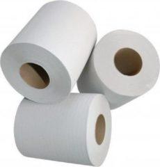 Witte Rembrandt Toiletpapier - WC papier - Cellulose 2-laags 200 vel - Pak 48 rollen
