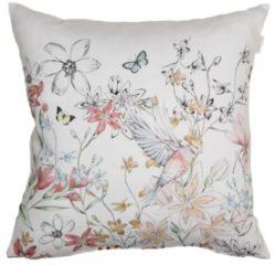 Esprit Digital bedruckte Kissenhülle mit Blumen