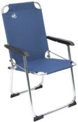 Blauwe Bo-camp Copa Rio vouwstoel blauw
