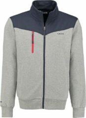 Grijze Kjelvik Heren Vest Stansson Ash Grey maat : XL