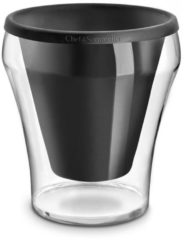 Transparante Chef&Sommelier Chef & Sommelier Dry cool champagne-emmer - silicone inzet