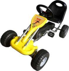 VidaXL - Skelter Junior geel 90252