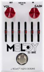 J. Rockett The Melody Overdrive - EQ/ Drive effectpedaal