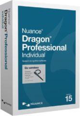 Nuance Dragon Professional Individual 15 Wireless (English)