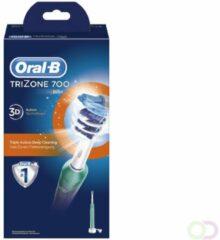 Groene Oral-B TriZone 700 - Elektrische Tandenborstel