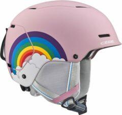 Cébé Bow skihelm kind - Matt Pink Powder-51-53 cm