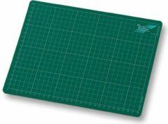 Groene 12x Folia snijmat 22x30cm