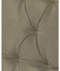Bruine Hartman matras zitkussen Havana 50x50x7,5 cm - jute