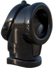 Fantasy C-Ringz Pipedream – C-Ringz Siliconen Penis en Balzak Ring voor Aangenaam en Stevige Erecties – 8.3 cm – Zwart