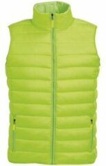 Groene Gilet Sols WAVE LIGHTWEIGHT MEN