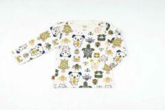 Frogs and Dogs - Shirt Friends Of Mini - Wit - Maat 62 - Jongens, Meisjes