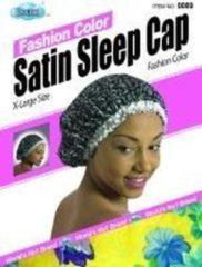 Dream World Dream Fashion Color Satin Sleep Cap