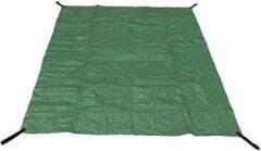 Groene Silverline Grondzeil, 2 x 2 m