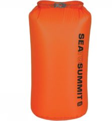 Sea to Summit - Ultra-Sil Nano Dry Sack - Pakzak maat 20 l, oranje/rood