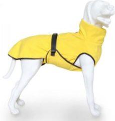 Gele EQDOG Doggy Dry Hondenbadjas - XS