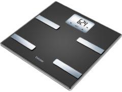 Beurer BF530 - Personenweegschaal lichaamsanalyse - 180kg - Zwart